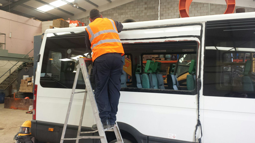 Vehicle Glazing Technician from Auto Screen