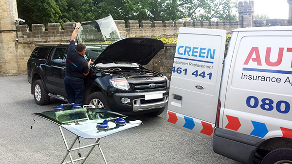 View a gallery of our latest windscreen replacement and repair jobs